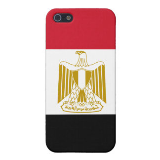 Egypt Flag iPhone Cover For iPhone 5/5S