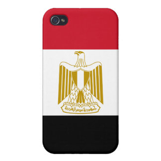 Egypt Flag iPhone iPhone 4/4S Cover