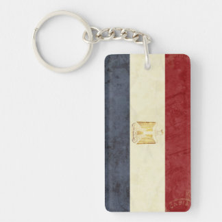 Egypt Flag Key Chain Souvenir
