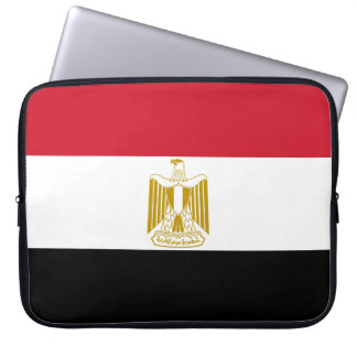 Egypt Flag Laptop Sleeve