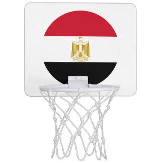 Egypt Flag Mini Basketball Hoop