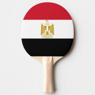 Egypt Flag Ping Pong Paddle