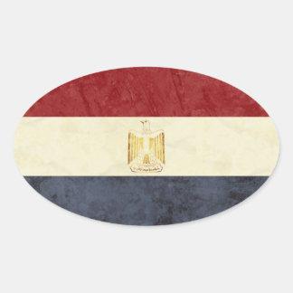 Egypt Flag Stickers