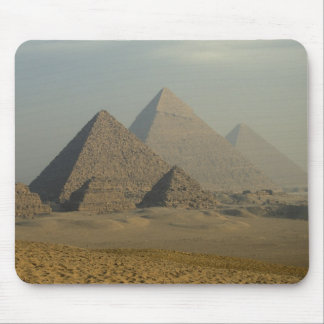 Egypt, Giza, Giza Pyramids Complex, Giza Plateau Mouse Pad