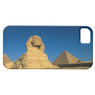 Egypt, Giza, The Sphinx, Old Kingdom, Unesco iPhone 5 Cover
