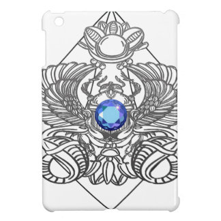 Egypt Gods torus iPad Mini Cover