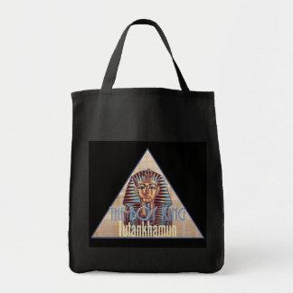 EGYPT GROCERY TOTE BAG