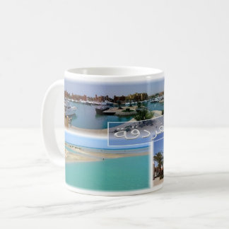 Egypt - Hurghada - Coffee Mug