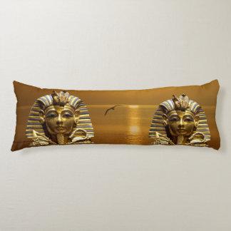 Egypt King Tut Body Pillow Body Cushion