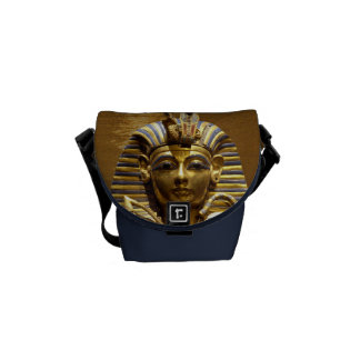 Egypt King Tut Mini Messenger Bag