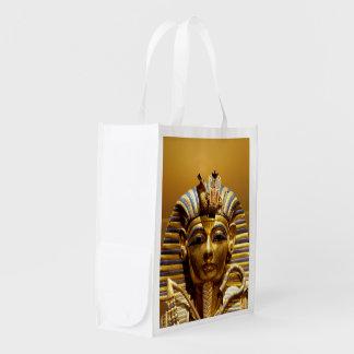 Egypt King Tut Reusable Bag
