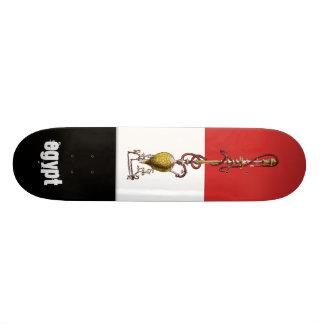Egypt national flag hookah skate board decks