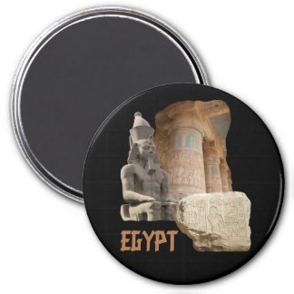 EGYPT photo collage magnet