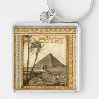 Egypt, Pyramid Key Ring