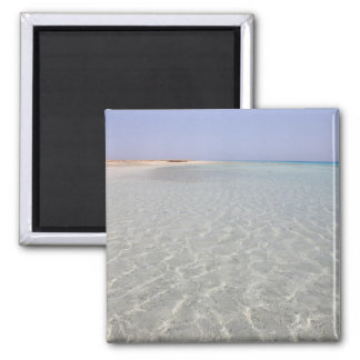Egypt, Red Sea, Marsa Alam, Sharm El Luli, Beach 2 Magnet