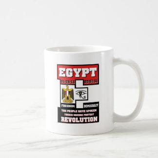 Egypt Revolution Coffee Mug