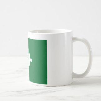 Egypt Revolution Flag (1919) Basic White Mug