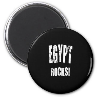 Egypt Rocks! Magnet