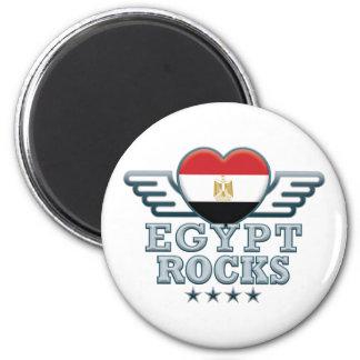 Egypt Rocks v2 Magnet