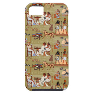Egypt | Symbols Pattern Case For The iPhone 5