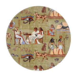 Egypt | Symbols Pattern Cutting Board