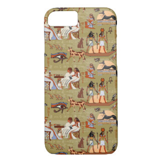 Egypt | Symbols Pattern iPhone 8/7 Case