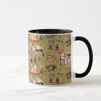 Egypt | Symbols Pattern Mug