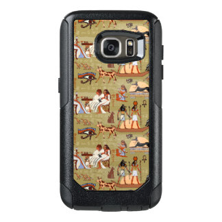 Egypt | Symbols Pattern OtterBox Samsung Galaxy S7 Case
