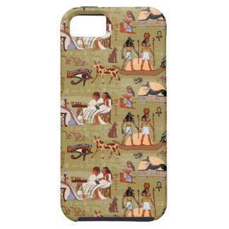 Egypt | Symbols Pattern Tough iPhone 5 Case