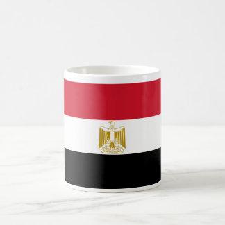 Egypt World Flag Basic White Mug