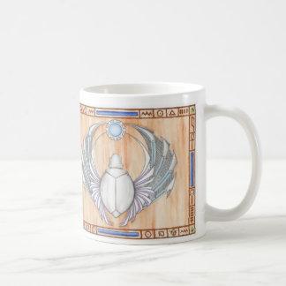 EgypTek - Scarab Coffee Mug