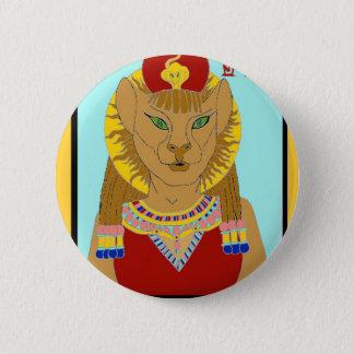 Egyptian 6 Cm Round Badge
