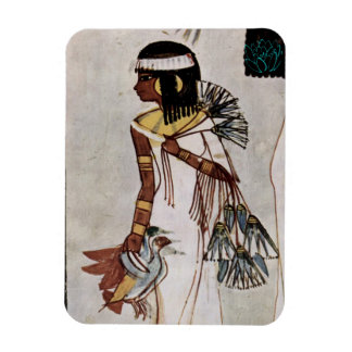 Egyptian Abundance magnet