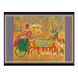 Egyptian ANIMALS Postcards
