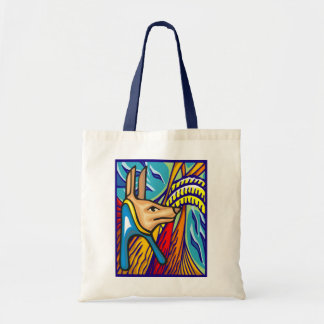 Egyptian Anubis Tote Bag