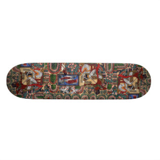 Egyptian Archer Papyrus Skateboard