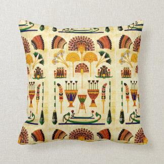 Egyptian Art Design #2 Cushion
