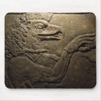 egyptian art mouse pad