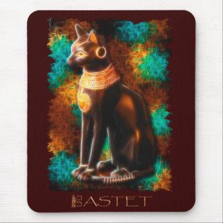 Egyptian Cat Bastet Mousepad