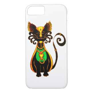 Egyptian cat iPhone 8/7 case