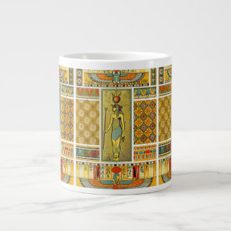 Egyptian Designs Jumbo Mug
