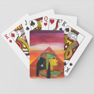 Egyptian Dream cards
