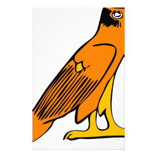 Egyptian Eagle Stationery Paper