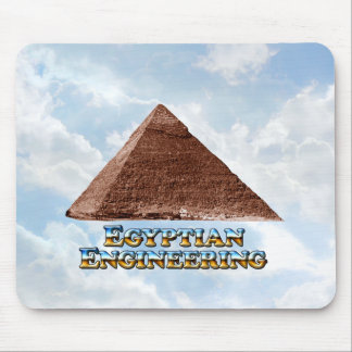 Egyptian Engineering - Multiple Products Mouse Pad
