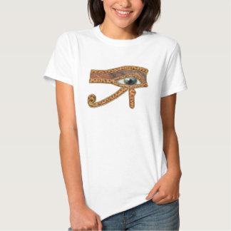 Egyptian Eye of Horus Ancient Art Designer Shirt