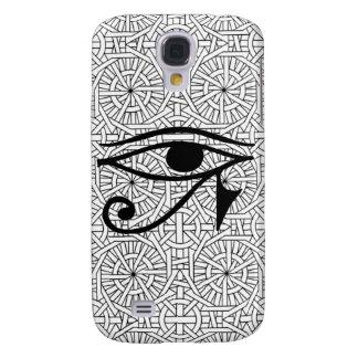 Egyptian Eye & Pattern HTC Vivid Tough Case