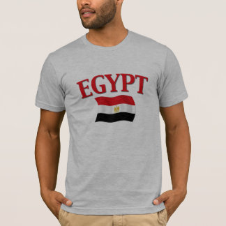 Egyptian Flag 1 T-Shirt