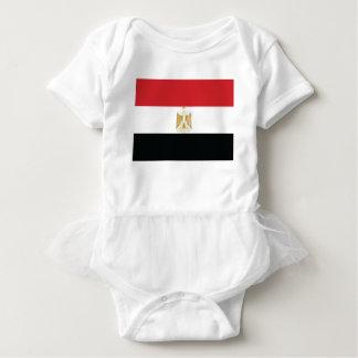 EGYPTIAN FLAG BABY BODYSUIT