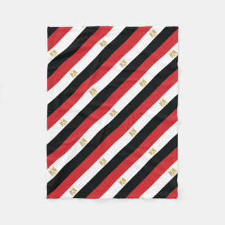 EGYPTIAN FLAG FLEECE BLANKET
