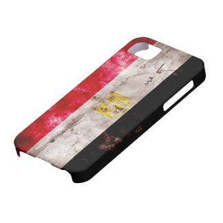 Egyptian Flag iPhone 5 Cover